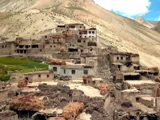 Video : Ladakh's Remotest Village Now Runs Entirely On Its Own Solar Power Grid