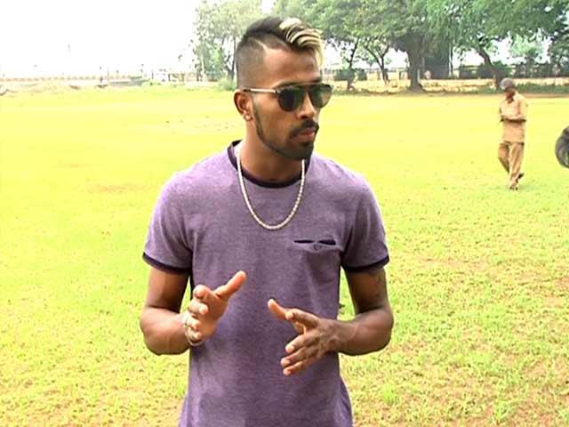 Video : Sachin Tendulkar's Belief Gave Me A Lot Of Self-Confidence, Says Hardik Pandya