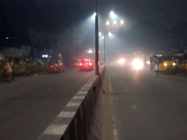 Video : Alarming Rise In Chennai's Air Pollution Levels On Deepavali Night