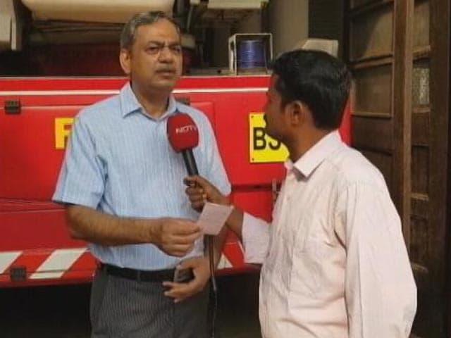 Video : दीवाली पर पिछले साल की तुलना में इस बार आग लगने की कम घटनाएं