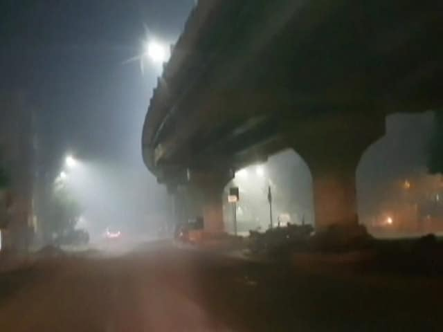 Video : Day After Diwali, Pollution Peaks