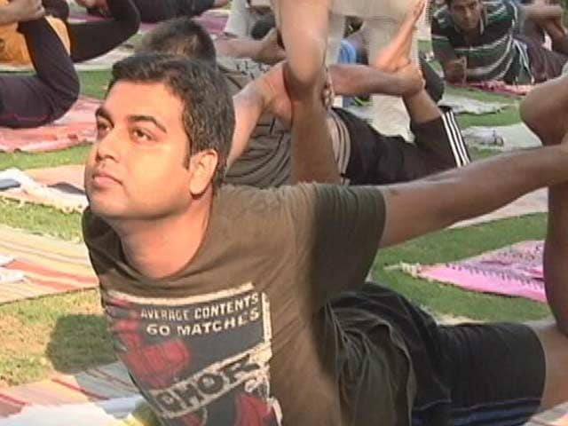 Video : How Yoga Can Help Prevent Or Relieve Diabetes