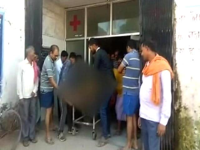 Video : RSS Worker In Uttar Pradesh Shot Dead By Bike-Borne Men, No Arrests Yet