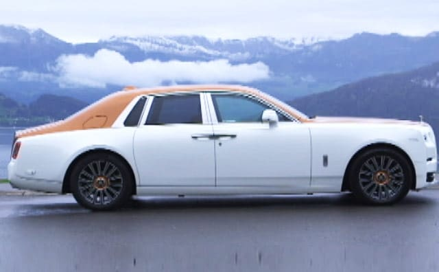 Video : The New Rolls-Royce Phantom