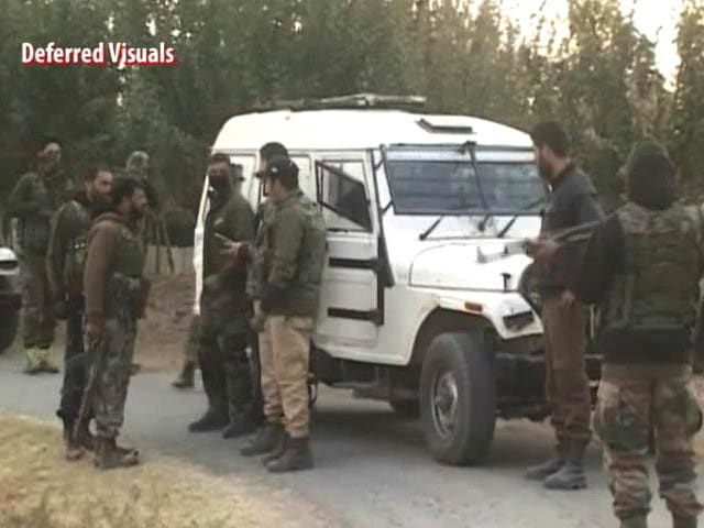 Video : Terrorist Killed in Jammu And Kashmir's Handwara, Pakistani Currency Recovered