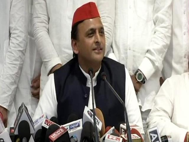 Video : Samajwadi Party To Contest Five Seats In Gujarat, Back Congress In Rest