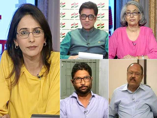 Video : Gujarat Polls Race Intensifies: Will Three Young Leaders Be The Key?