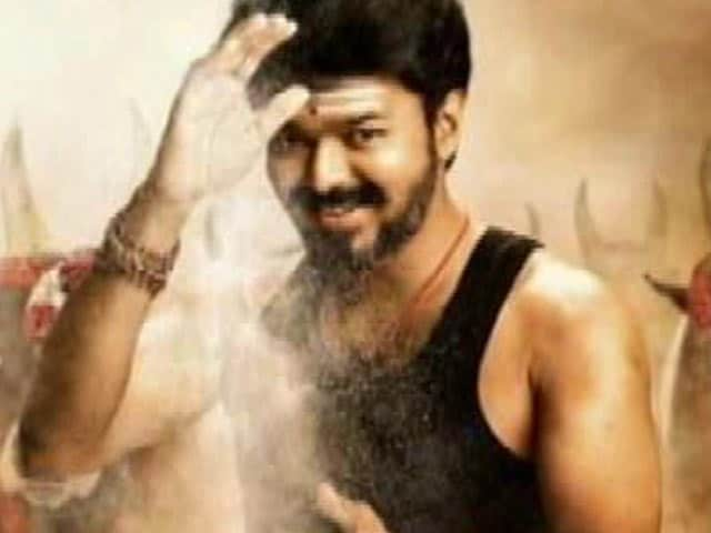 Video : '<i>Mersal</i> Actor Vijay Is Christian So He Hates PM Modi,' Says BJP Leader H Raja
