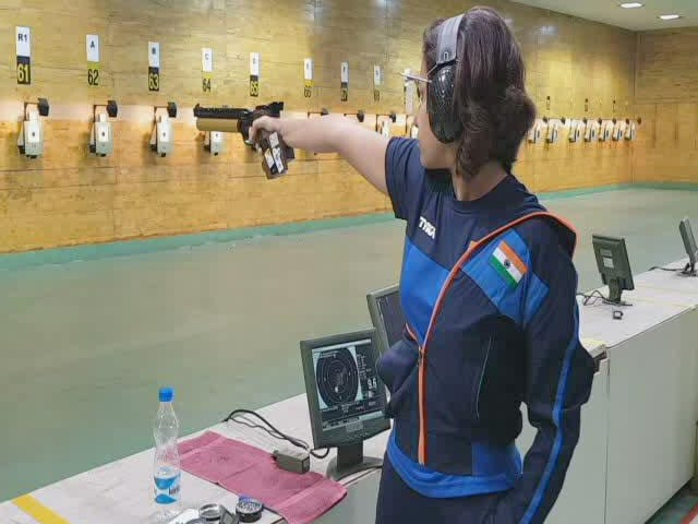 Shooting World Cup finals, the year end event, begins in Delhi today