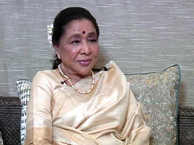 Video : RD Burman Would Tell Me If You Don't Sing For Me, I'll Quit: Asha Bhosle