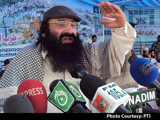 Video : Hizbul Chief Syed Salahuddin's Son, Who Is Government Employee, Arrested