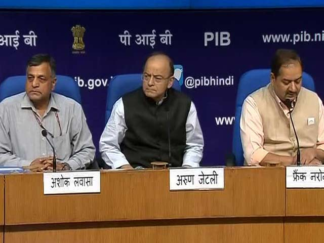 Video : GDP Growth Poised For Take-Off, Says Government