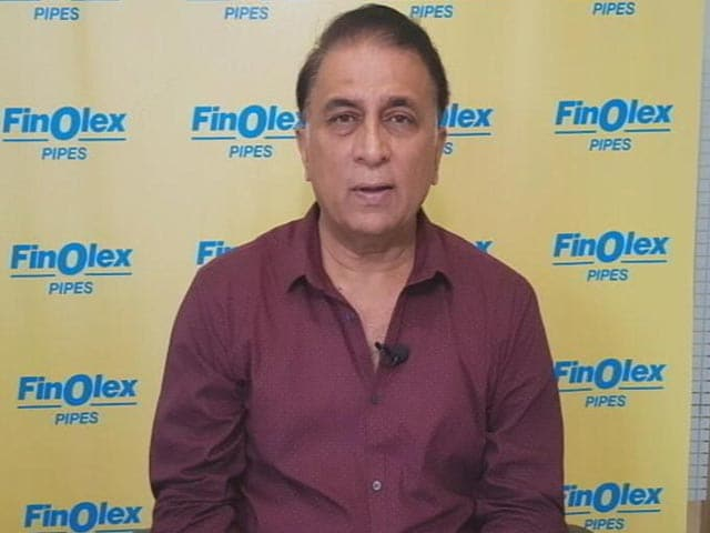 Video : India Can Bounce Back Hard: Sunil Gavaskar