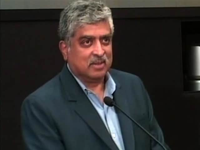 Video : Nandan Nilekani Happy That Infosys Is 'Boring Again'