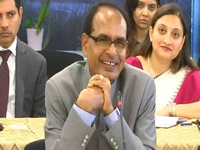 Video : Wait, What? Madhya Pradesh Roads Better Than US, Says Shivraj Chouhan