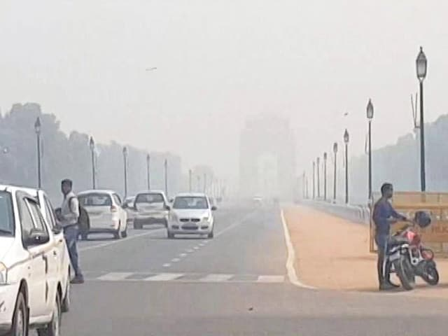 Video : Delhi Pollution: Aerial Sprinkling Impractical, Say Experts