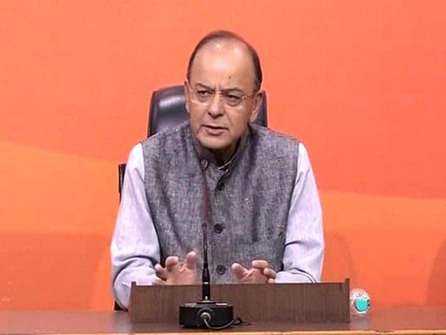 Video : Nov 8 Is 'Anti-Black Money Day': Government's Retort To Opposition