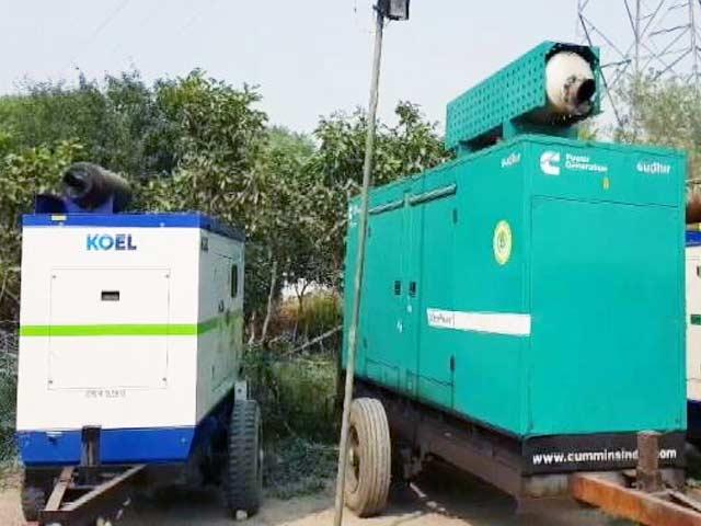 Video : दिल्ली में छठ घाटों पर रोशनी का संकट!