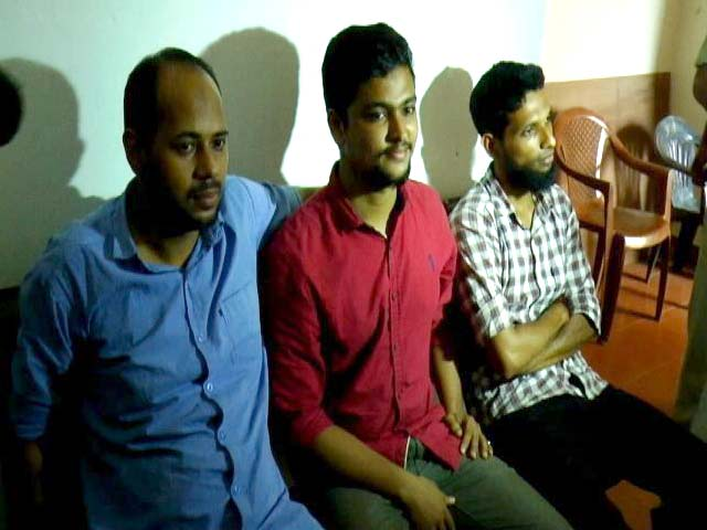 Video : 3 Men From Kerala's Kannur Arrested For ISIS Links: Police