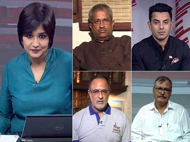 Video : Aadhaar Push: Should Centre Wait For Supreme Court Verdict?