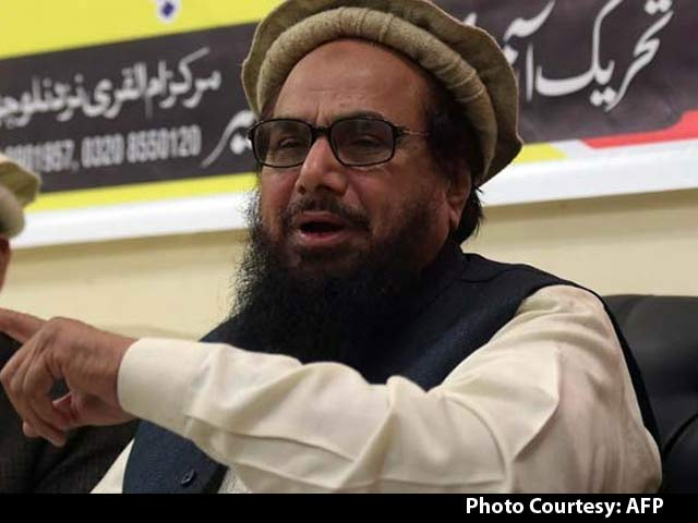 Video : Hafiz Saeed's Name Not On List Of Terrorists Handed Over By US: Pakistan