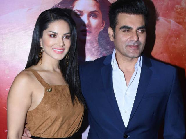 Arbaaz Khan and Sunny Leone On Working With Each Other