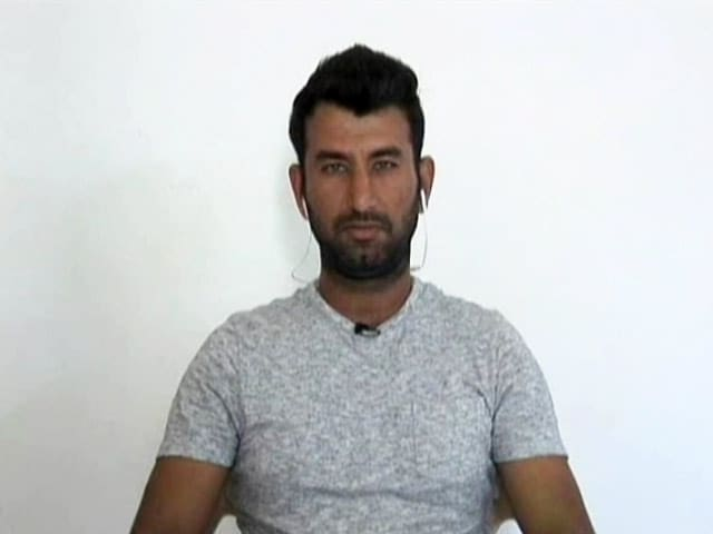 Video : We Have The Best Bowling Attack In The World:  Cheteshwar Pujara