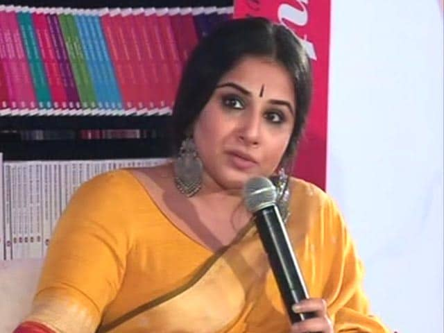 'When It Gets Creepy...': Vidya Balan On Sexual Harassment In Bollywood