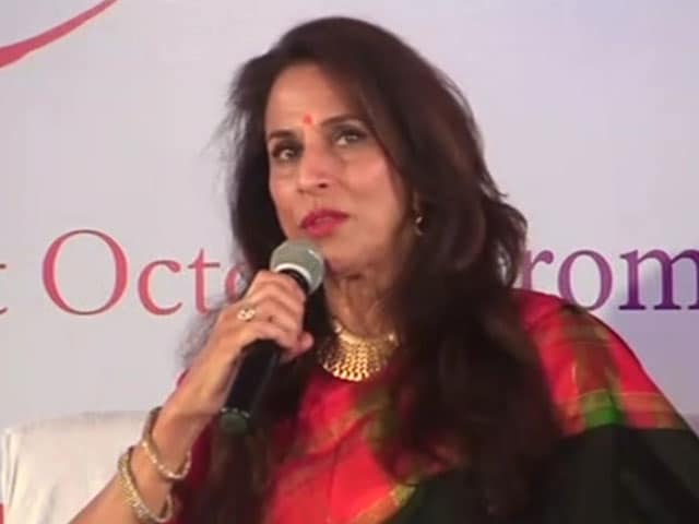 'Defensive? No Chance': Shobhaa De On Sexual Harassment