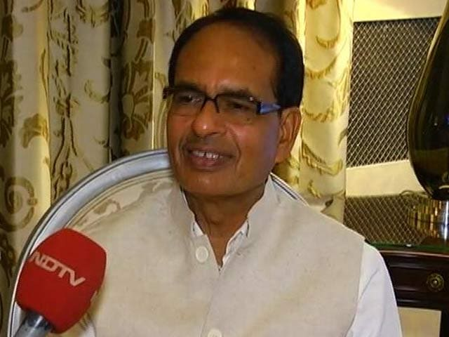 Video : Latest From Shivraj Chouhan: Indore's Road Better Than Washington DC