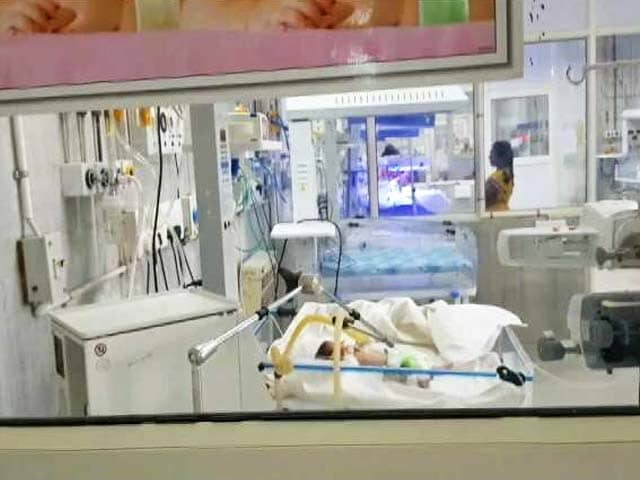 Video : 18 Newborns Die At Ahmedabad Government Hospital In 3 Days