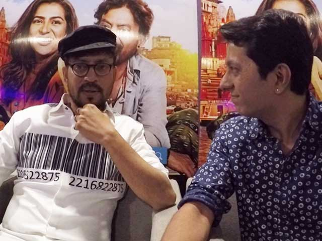 Irrfan Khan: I Am Not A Funny Guy (Aired: 2017)