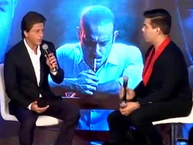 Shah Rukh Khan Wanted To Be In Ittefaq