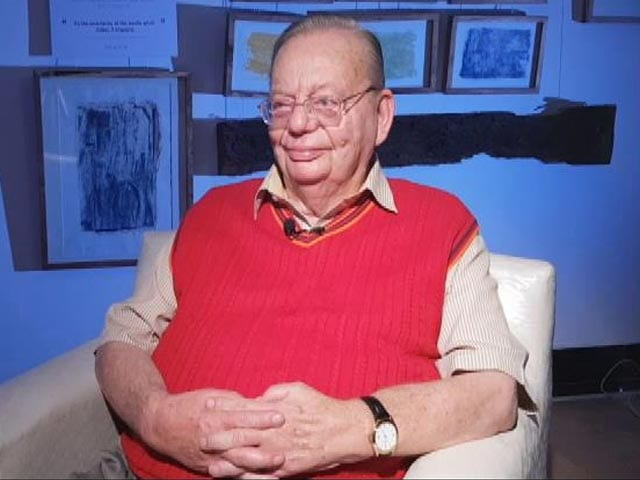 Video : Ruskin Bond On His Indian Connection, Love For Nurses