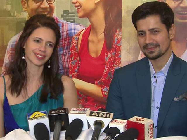 Stars of Film Ribbon, Kalki Koechlin & Sumit Vyas On The #MeToo Campaign