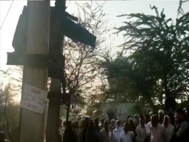 Video : जयपुर : ट्रांसफॉरमर में ब्लास्ट से 14 लोगों की मौत