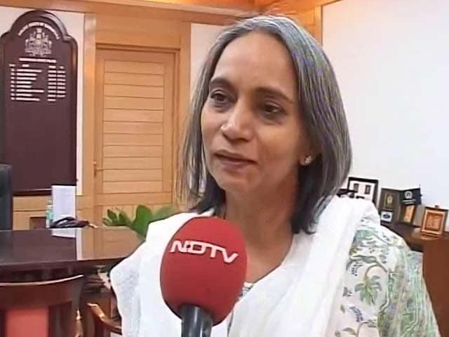 Video : The Immediate Challenges In Front Of Karnataka's First Woman Top Cop Neelamani N Raju