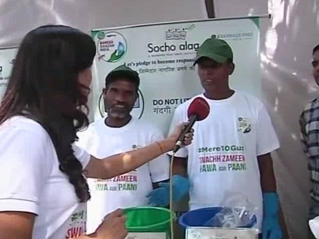 Video : Banega Swachh India Partner For Socho Alag Campaign