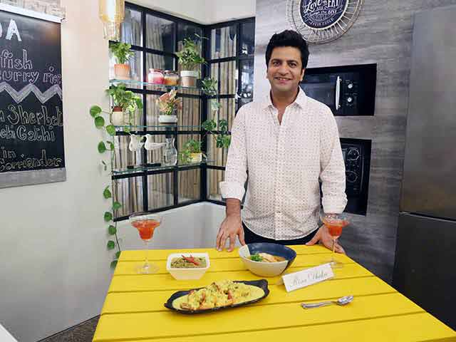 Video : Goan Fish Curry Recipe By Chef Kunal Kapoor