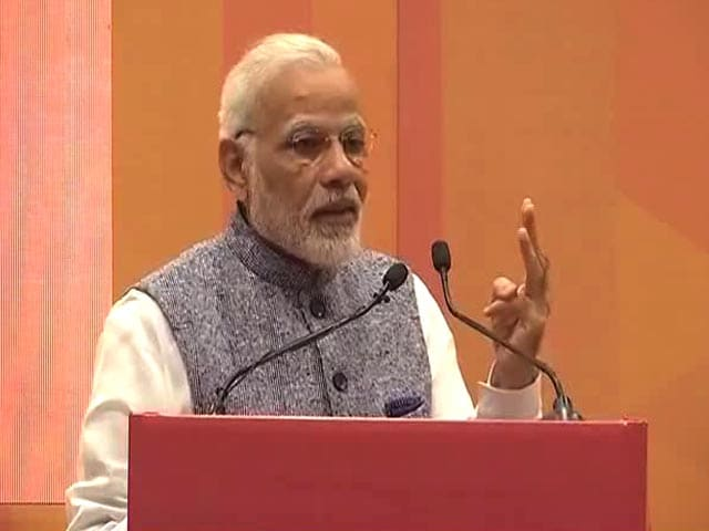 Video : Those Who Were In World Bank Now Question Ranking: PM Slams Opposition