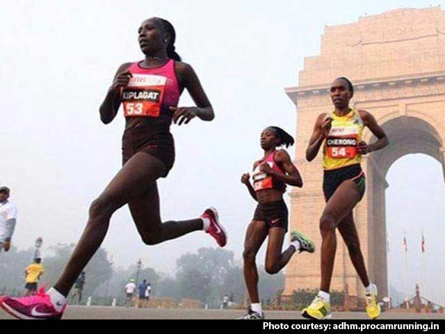 Video : Days Before Delhi Marathon, Doctors Warn Runners Of Pollution Risks