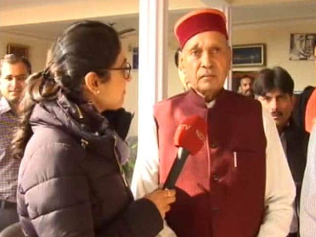 Video : Follow The Leader With BJP's Prem Kumar Dhumal