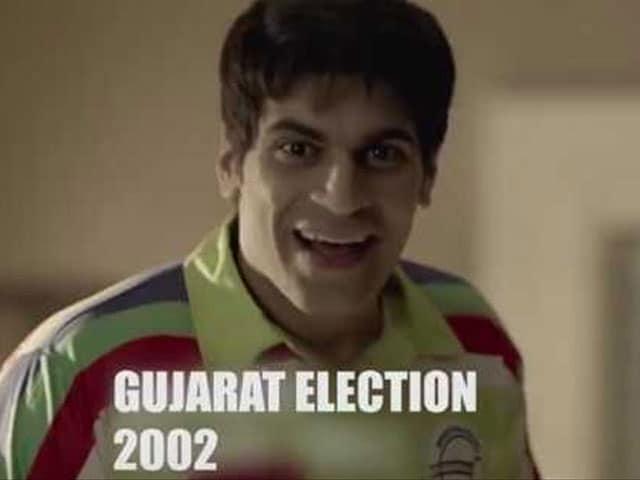 Video : Gujarat Polls: '<i>Mauka Mauka</i>' Video, Mime Artistes Inspire BJP, Congress