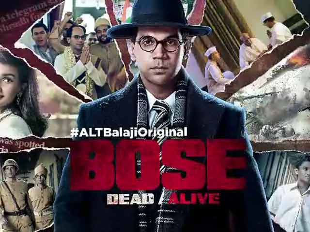 Watch: Rajkummar Rao's Transformation To Subhas Chandra Bose