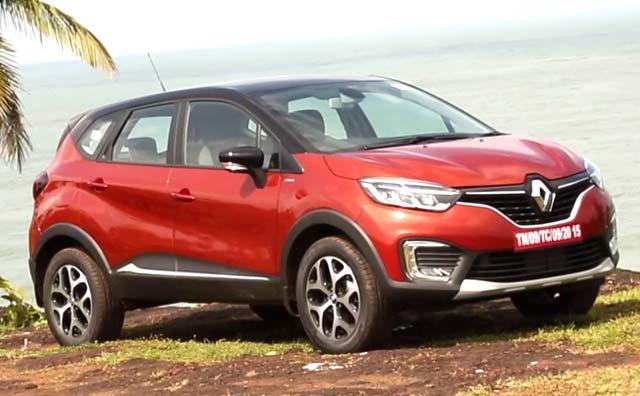New 2017 Renault Captur Suv Prices In India