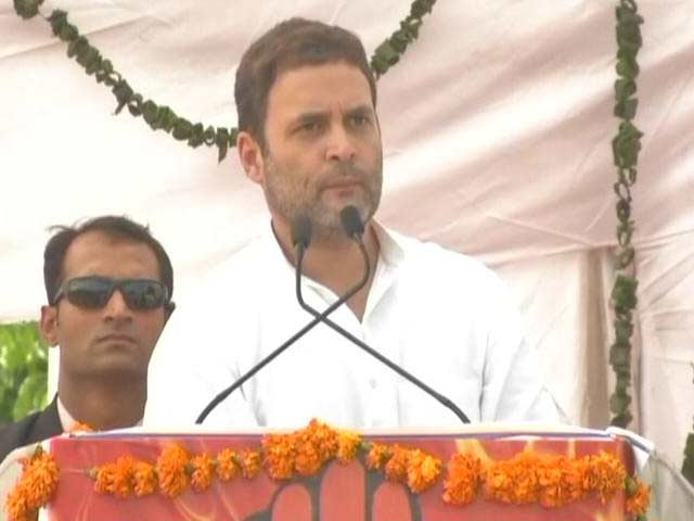 Video : Will Completely Change GST After Coming To Power In 2019: Rahul Gandhi
