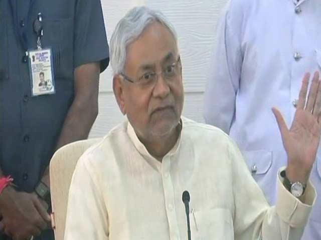 Video : Nitish Kumar Wants 50% Reservation In Private Sector, Tweaks Bihar Rules