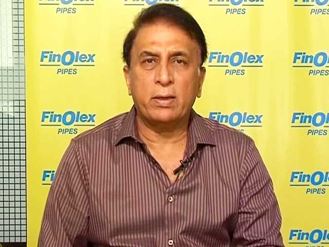 Video : Sunil Gavaskar Reacts To Laxman, Agarkar's Comment On Dhoni