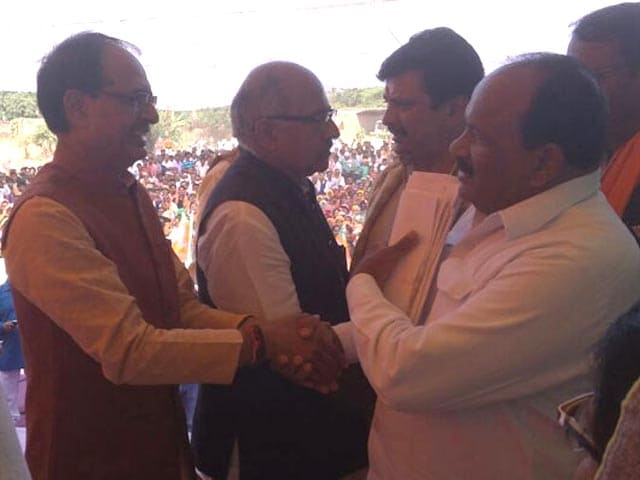 Video : Madhya Pradesh By-Election: Chitrakoot Prepares For A BJP-Congress Clash