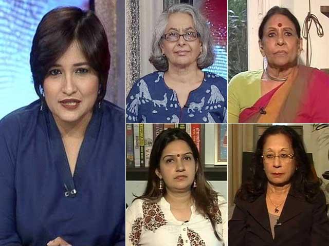 Video : Jaya Jaitly vs Congress: Did Sonia Gandhi Step In To Shield Tehelka Financiers?